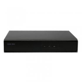 【正品行货 假一赔十  无质量问题不退不换】海康威视(HIKVISION)DS-7808NB-K1/C 8路监控录像机支持40M/80M/160M网络接入带宽,支持最大500W像素接入,H265 SMART H265支持HDMI/VGA 单