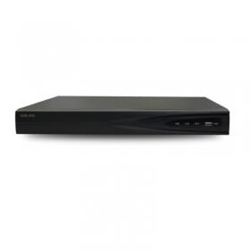 【正品行货 假一赔十  无质量问题不退不换】 海康威视(HIKVISION) DS-7816NB-K2 16路双盘位NVR 录像主机 网络监控硬盘录像机 十六路 16路 双盘位 NVR 海康硬盘机 最大6T 录像机 H265 SMART H
