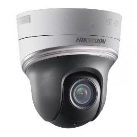 【正品行货 假一赔十  无质量问题不退不换】海康威视DS-2DC2204IW-D3/W(B)摄像机200万像素2.5寸红外网络高清mini PTZ 摄像机,支持4倍光学变倍,焦距2.8-12mm,支持智能侦测 变焦 球形 旋转200万像素2