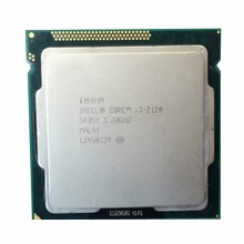 【质保三年】     INTEL 酷睿I3 2120cpu 1155/3.3G   拆机 散片