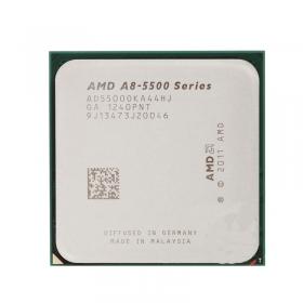 【质保三年】     AMD FM2 A8 5500K 3.2GHz 四核 台式机电脑 CPU散片  拆机