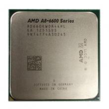 【质保三年】     AMD A8 6600K 3.4G 四核 904针 台式机电脑 cpu散片 拆机