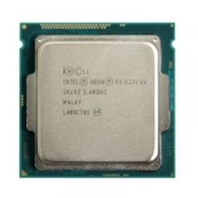 【质保三年】     Intel 至强 E3 1231 V3散片