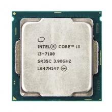 【质保三年】     Intel/英特尔 I3 7100 CPU 第7代 散片