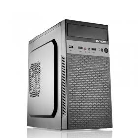 (仅限今天特价)动力火车机箱 办公游戏机箱实用带光驱位 台式机电脑机箱