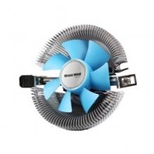 长城CPU散热器 霜刃100 CPU风扇 支持1151 1150 1155 775 amd平台