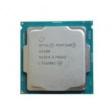 Intel/英特尔奔腾G5400散片CPU 双核四线程 3.7G 支持八代主板