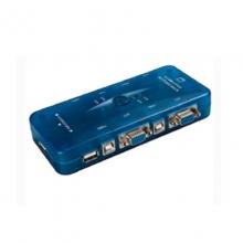 联刀 MT-472UK 4口 热键、USB2.0、塑盒