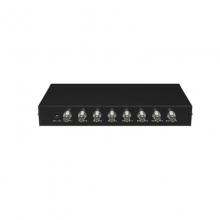 联刀MT-SDI4X4 SDI矩阵切换器4进4出服务器主机广播广电矩阵 任选输出 自动红外 RS232控制 断电保护功能