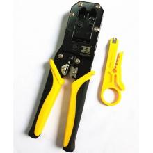 香港波斯BS-D3268 两用网钳 压线钳 双用水晶头网线钳 网络电话钳