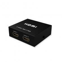 ●本店满500元送电水壶●     迈拓维矩MT-SP102M 2口高清HDMI分配器1分2分屏器1进2出扩屏共享器