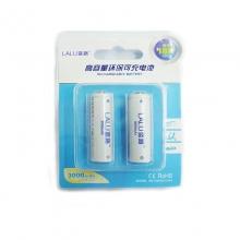 蓝路5号2300mAh毫安充电电池 镍氢AA 玩具鼠标键盘遥控器专用 麦克风KTV话筒专用(双节)