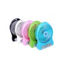 18650风扇 USB风扇 迷你小电风扇便携电扇床上学生手持台式可充电随身小风扇