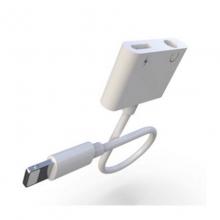 苹果转耳机+充电 需连蓝牙