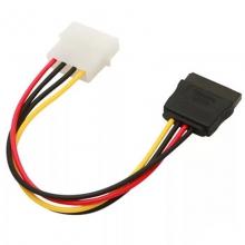 串口电源线机箱串口转并口电源供电线串口硬盘供电线
