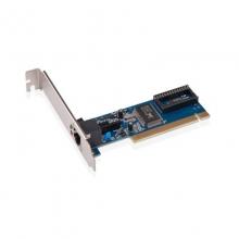 PCI网卡  台式机PCI网卡台式机100M 有线内置电脑网卡接收器 稳定百兆