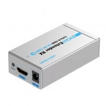 威迅/VENTION HDMI网线延长器 全铝合金外壳 压缩解析芯 50/100/150米 一对