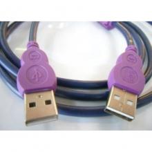 易钡特 无氧铜USB转USB线 1.5米 网络外设 网络线材