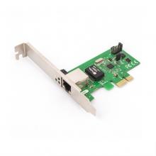 PCI-E 高速真千兆台式机千兆网卡 大部分系统免驱即插即用