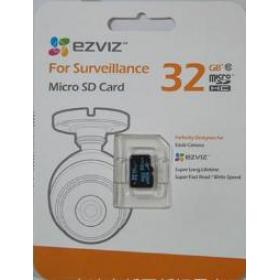 【开封概不退换  正品行货 假一赔十】萤石监控专用MICRO  SD存储卡 内存卡   32G    32G内存卡   存储卡   内存卡  监控卡