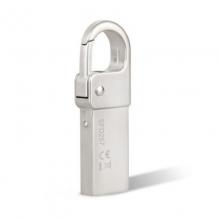 「全网最低价」SSK 飚王小七16g32g可选 USB高速金属防水U盘不锈钢创意车载优盘SFD257 USB2.0