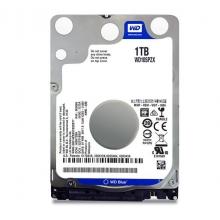 西数1TB 5400 128MB  SATA3(WD10SPZX) 蓝盘 西数硬盘 西数1T 西数蓝盘  sata3 笔记本正品本盘芯