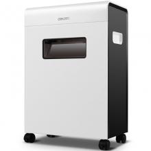 得力 9903 碎纸机 电动超静音 可碎/纸/卡/光盘碎纸机 大容量 白色