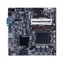 杰微H310i-D3主板 工控主板 一体机主板 尺寸:17*17支持678代CPU 支持3代笔记本内存 支持无线WIFI