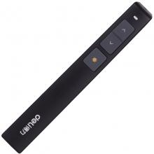 得力 2802P PPT翻页笔 会议演示幻灯片 遥控笔 电子激光教鞭笔100米 黑/白色
