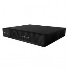 中维世纪4路网络硬盘录像机6041H云视通监控NVR支持H265,增容6路。中维四路录像机