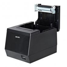 得力(deli)80mm条形码二维码热敏票据百度美团饿了么外卖小票打印机 餐饮超市奶茶店后厨打印机得力DL-801p