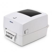 得力DL-888D电子面单热敏不干胶标签纸 二维码热敏打印条码打印机