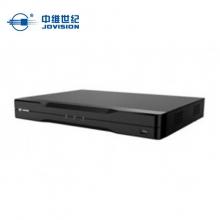 中维世纪JVS-ND6162-H录像机中维世纪16路双盘H.265网络硬盘录像机