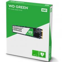 正品行货 假一赔十 西数固态硬盘 绿盘120G M.2 2280
