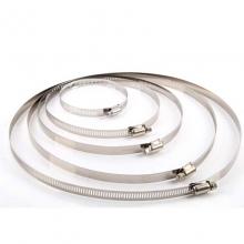监控支架(0-200mm)不锈钢抱箍支架圈 0-200不锈钢箍圈,配合抱箍支架使用,全丝不生锈结实牢固