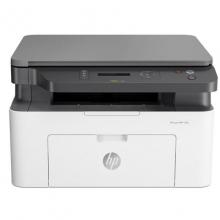 惠普(HP)打印机 1005 1136 126a 136nw 30w A4黑白激光打印复印扫描一体机 136nw( 替代126nw网络无线款)