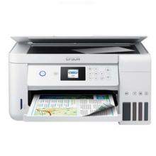 爱普生 L4163 彩色喷墨照片打印机墨仓式复印扫描多功能一体机无线wifi自动双面商用办公