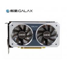 影驰(Galaxy)GTX1650 4G/128Bit/GDDR5 台式电脑独立显卡 1650 大将 4G