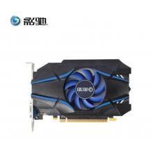 影驰虎将 独显电脑游戏GDDR5显卡GT730 2G/4G显卡D5 2G 128bit