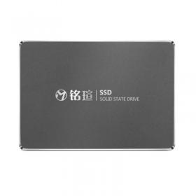【好物节秒杀】铭瑄MS120GBA6 巨无霸系列120G高速固态硬盘SATA3台式机笔记本SSD