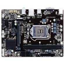技嘉 H110M-S2主板 DDR4 支持 1151主板