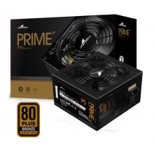 长城电源PRIME550 额定550W电源 80PLUS铜牌 游戏电源