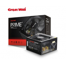 长城电源 长城PRIME550 额定550W 80PLUS白牌 游戏电源
