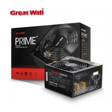 长城电源 长城PRIME450 额定450W 80PLUS白牌 游戏电源