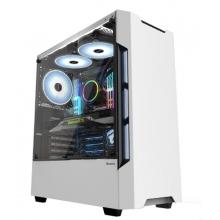 航嘉机箱 航嘉GX580H 游戏机箱  设计机箱 全侧透钢化玻璃