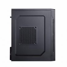 金河田机箱 金河田怒士2小机箱  电脑机箱 商务办公机箱