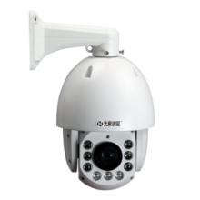 华夏创世 HX-72008HX-R 海思300万 7寸 18倍光学变倍 红外球机 支持ONVIF协议