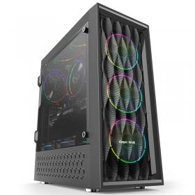 长城机箱 长城P20 游戏机箱 设计机箱 电脑机箱
