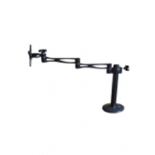 CY102单屏桌面支架14-26寸可用10kg承重上下120  左右180  平面360