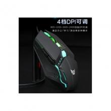 朗森L-M200 六键办公游戏          鼠标